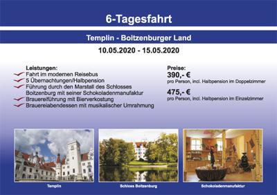 Templin – Boitzenburger Land
