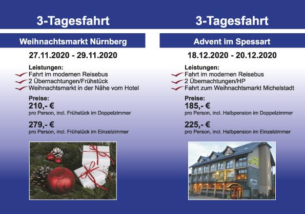 Weihnachtsmarkt Nürnberg – Advent Spessart